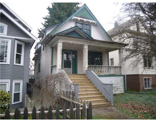 Absurd Vancouver Property