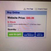 Canadian price